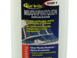 Cleaning solution for plastic, 250 ml