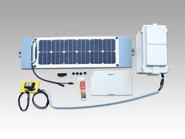 Saiman Solar mounting kit