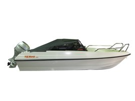 Harbor cover (480 Sport)